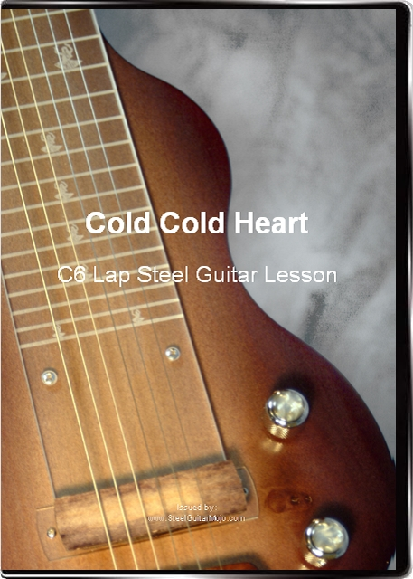 order your cold cold heart lesson here